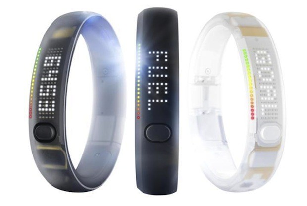Nike fuel bands