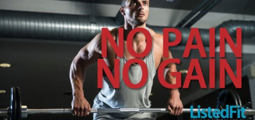 no pain no gain myth