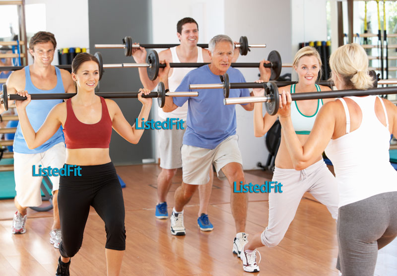 barbell-class Exercise For Women Over 50