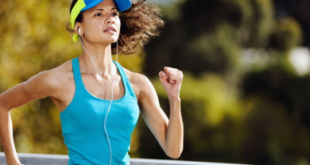 Should you listen to music while exercising?