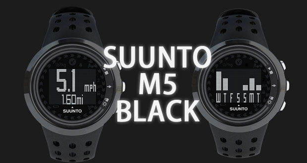suunto m5 review