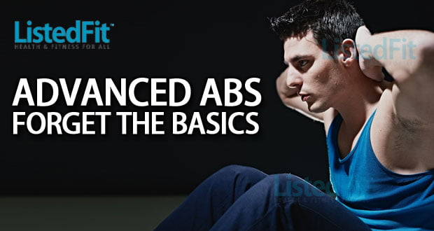 advanced abs six pack workout