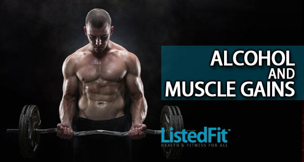 Does Drinking Alcohol Affect Muscle Growth
