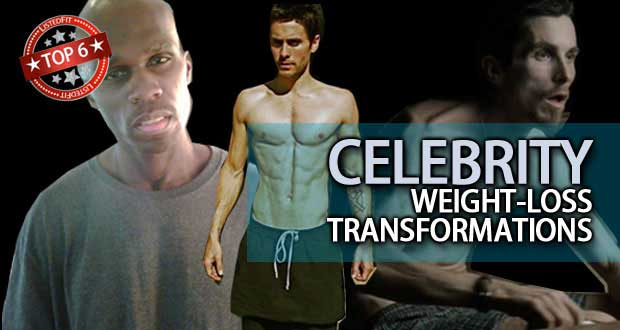 6 Most Shocking Celebrity Weight Changes