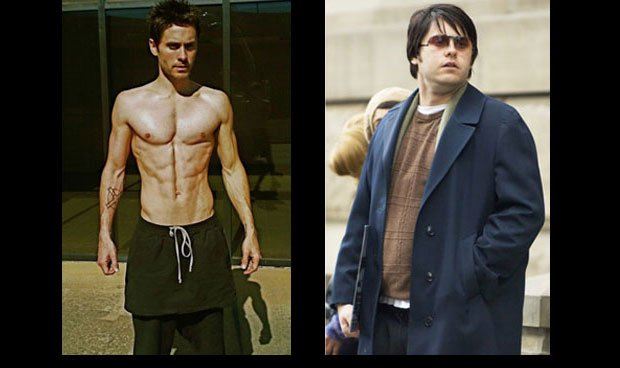 celebrity Weight Loss Jared Leto Celebrity Weight changes