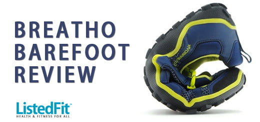breatho barefoot running shoes review