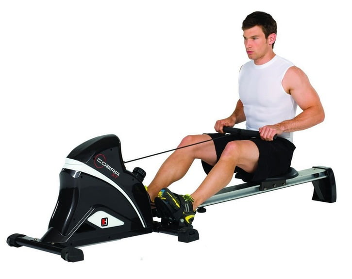 best indoor rowing machines hammer cobra xt