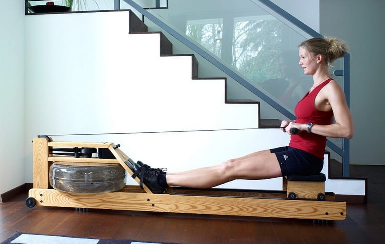 best indoor rowing machines waterrower natural