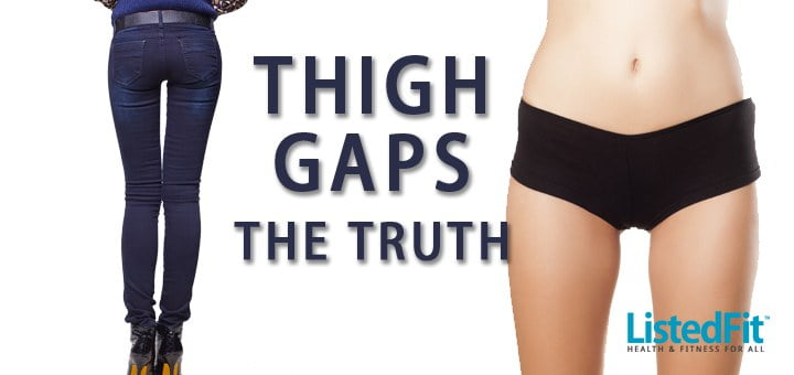 The Truth About Inner Thigh Gaps