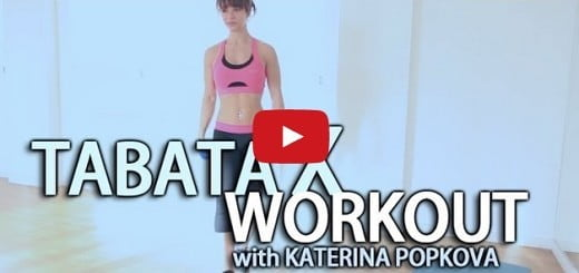 tabata x full body fat burning