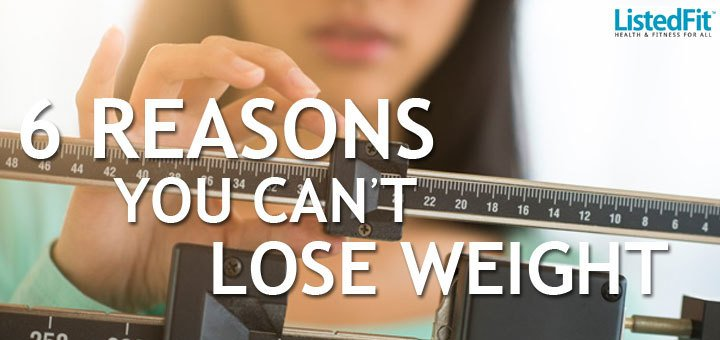 struggle to lose weight