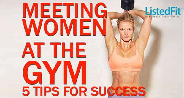 Meeting Women at the Gym - 7 Top Tips for Success