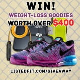Win weight loss goodies giveaway