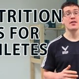 Nutrition for Athletes - How to Eat for Better Performance
