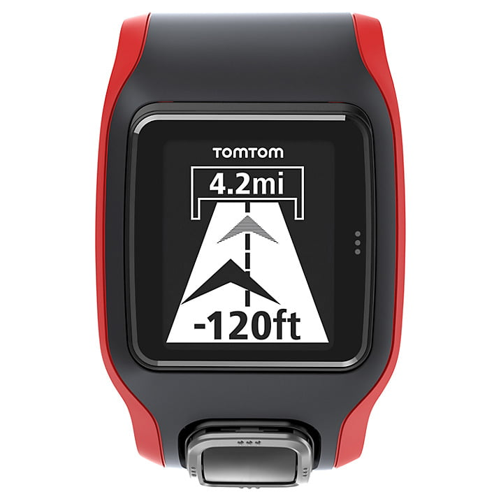 Tom Tom Runner Cardio Watch REVIEW 2 copy