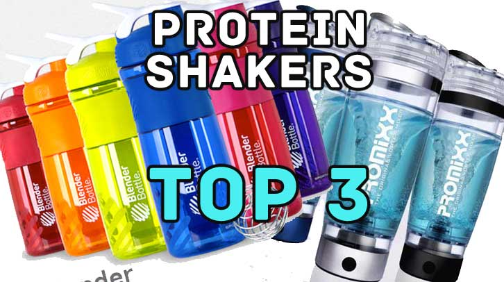 The Best Protein Shaker Bottle - My Top 3