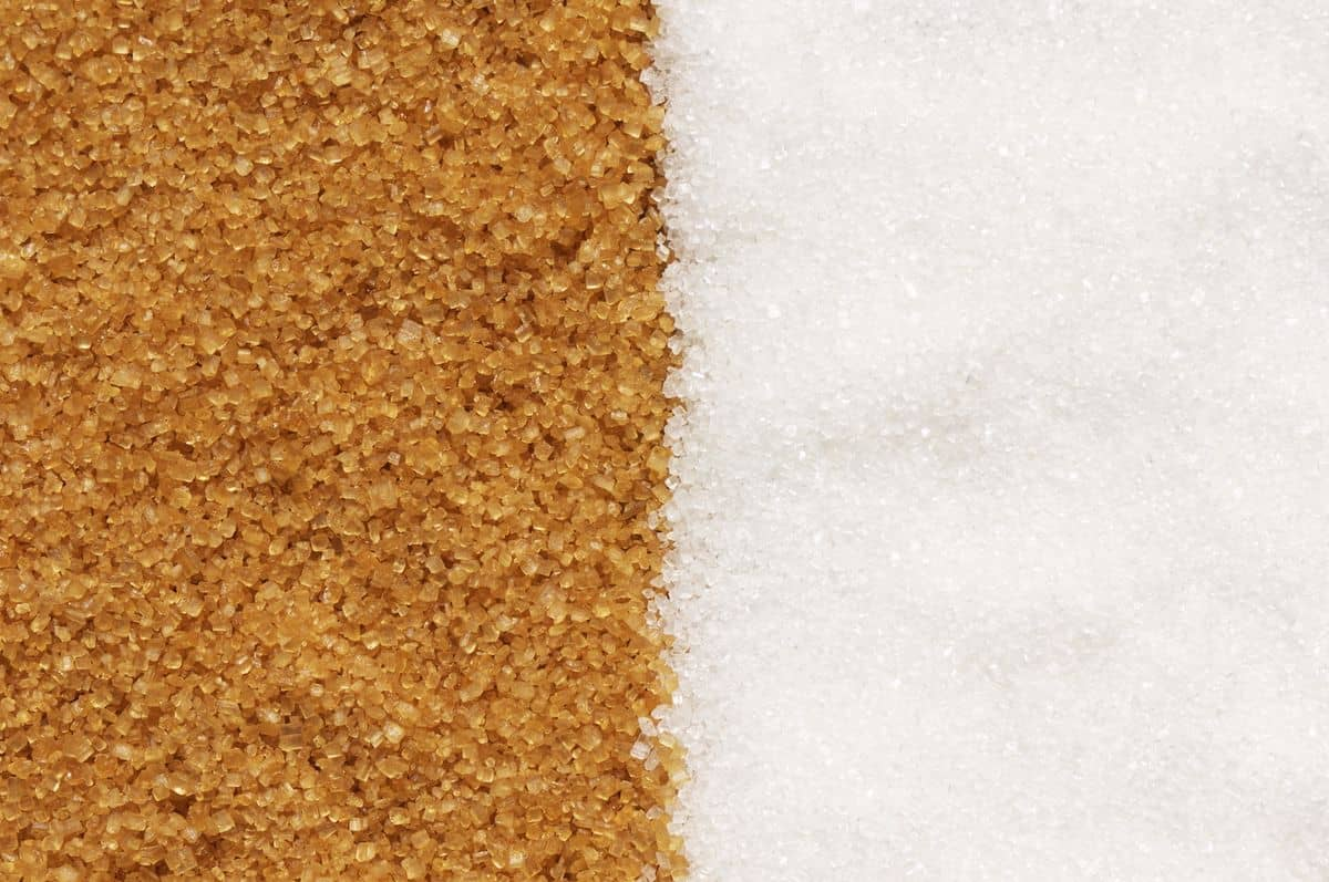 Is brown sugar healthier than white sugar diet and weight loss myths