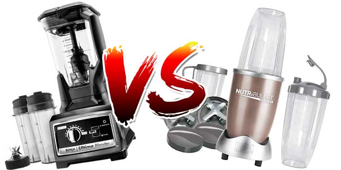 ninnja ultima blender review nutribullet review blender-fight