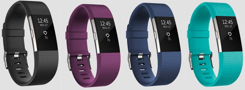 fitbit charge 2 fitness gadgets