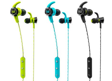 Monster iSport Victory wireless headphones fitness gadgets