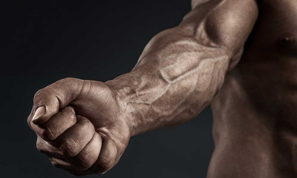 how-to-get-big-forearms Improve Grip Strength