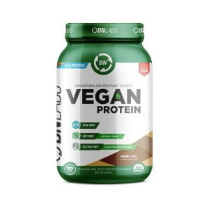 BN Labs Organic Vegan Protein Powder