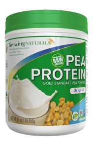 Growing Naturals Pea Protein