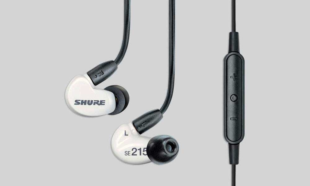 Shure-SE215-bluetooth-headphones-working out gym review