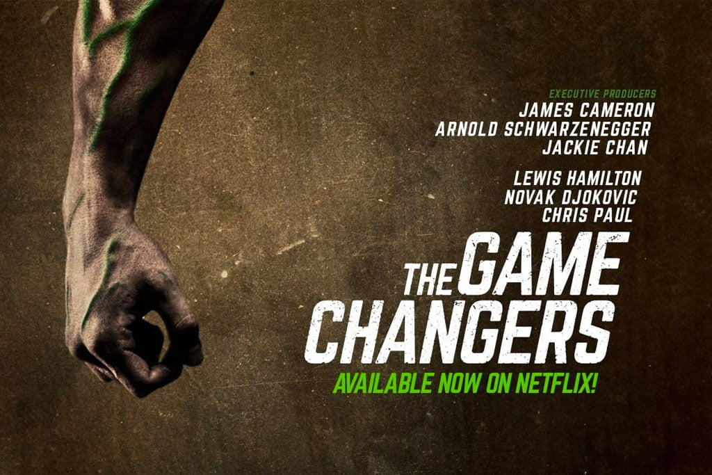 I Watched The Game Changers Movie and I've Not Been The Same Since
