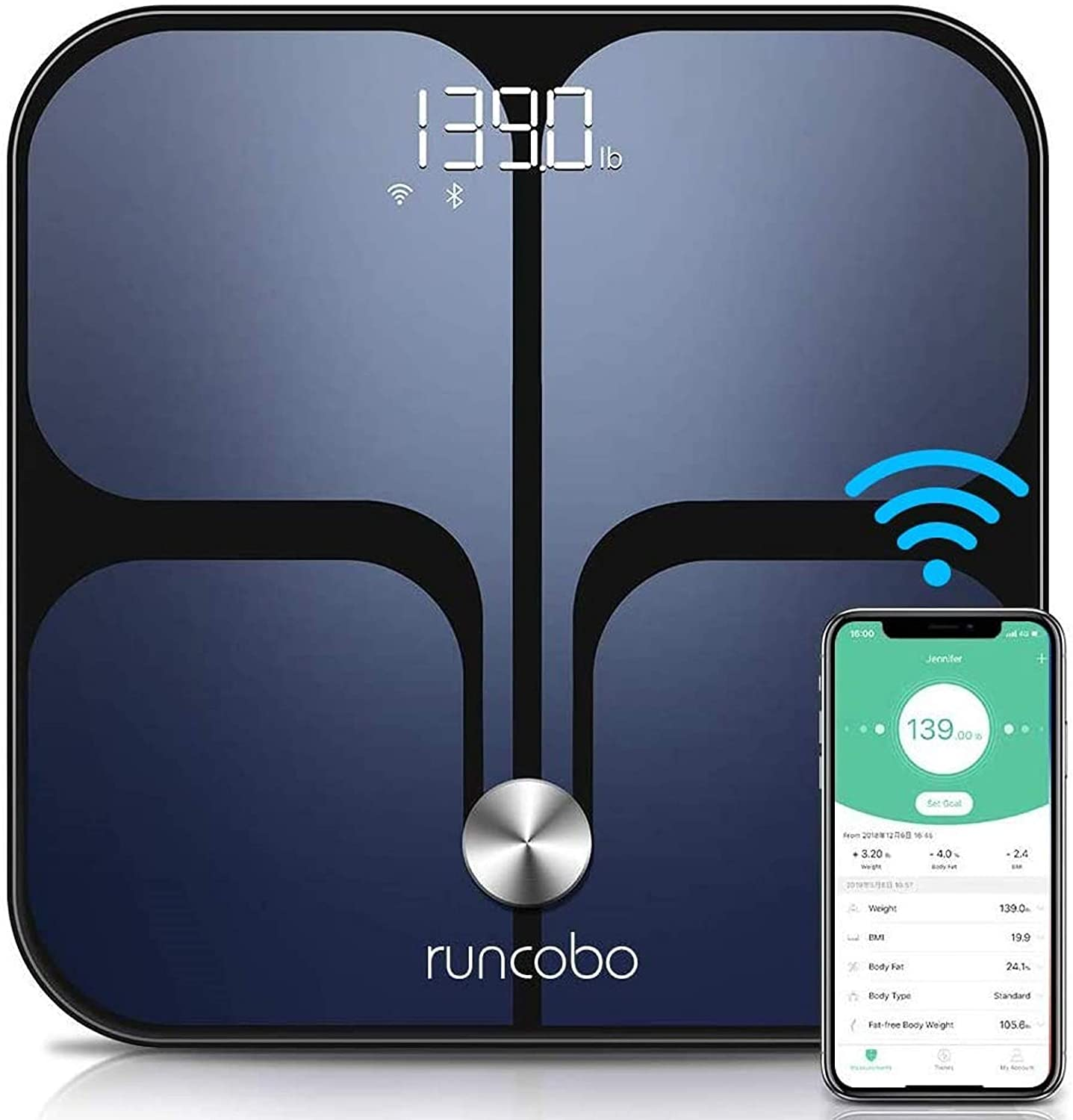 Runcobo Digital Scales