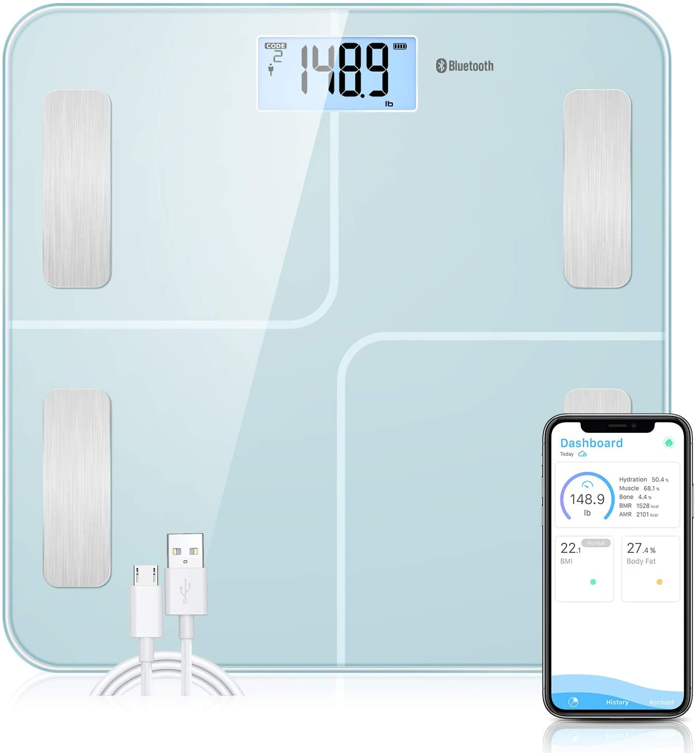 SOKOA Smart Digital Scales