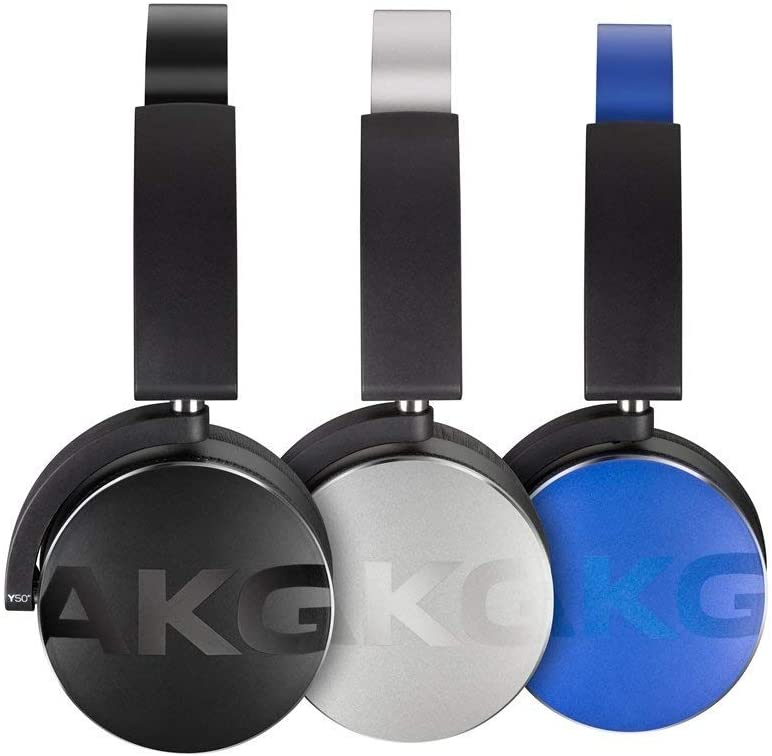 AKG Bluetooth Headphone Black (Y50BTBLK)