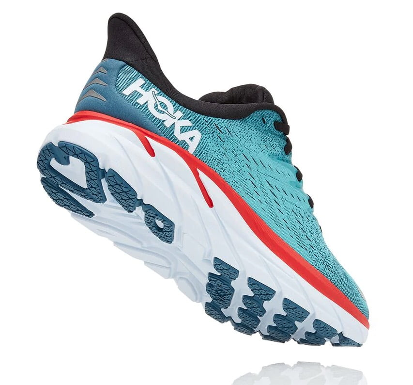 What's New on the hoka Clifton 8?